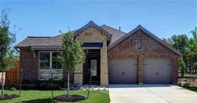 Leander Single Family Home Pending: 2416 Burberry Ln
