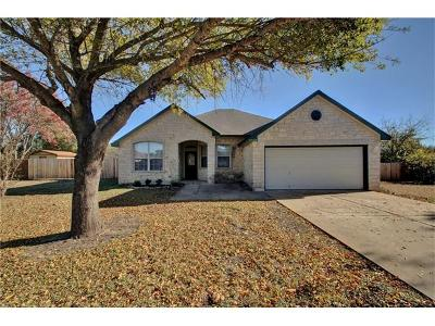 Georgetown Single Family Home For Sale: 50107 Thunderbird Ln