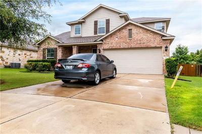 Round Rock Single Family Home For Sale: 103 Sandy Lyle Cv