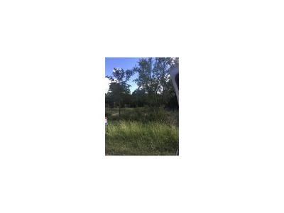 Bastrop Residential Lots & Land For Sale: 1709 South