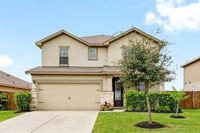 Pflugerville Single Family Home For Sale: 17304 Bridgefarmer Blvd