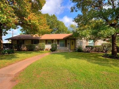 Single Family Home For Sale: 2708 Thrushwood Dr