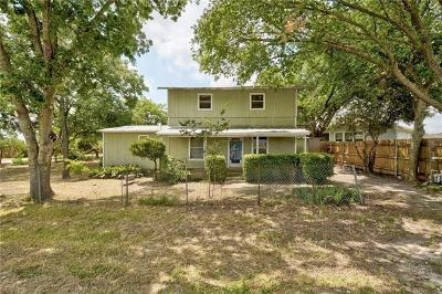 Buda Single Family Home For Sale: 750 Fm 2001