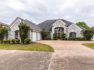 Austin Single Family Home For Sale: 10003 Jupiter Hills Dr