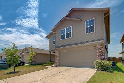 Manor Single Family Home For Sale: 14412 Boudin Ct