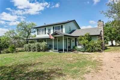 Spicewood Single Family Home Pending - Taking Backups: 744 Jim Bowie Dr