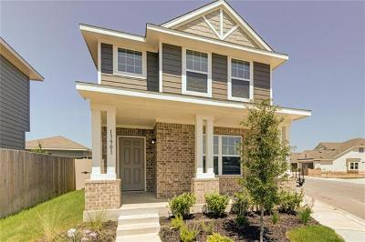 Pflugerville Single Family Home For Sale: 17901 Malnati