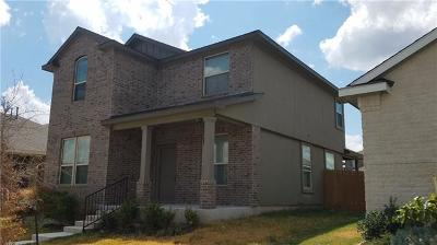 Leander Single Family Home For Sale: 1029 Britt Ln