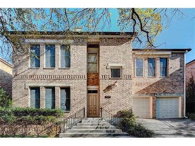 Austin TX Condo/Townhouse For Sale: $610,000