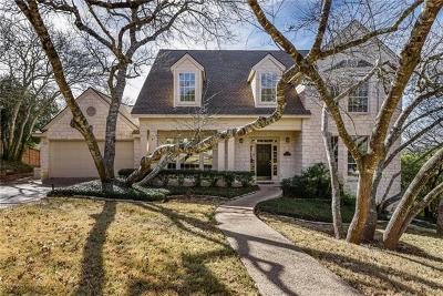 Hays County, Travis County, Williamson County Single Family Home Pending - Taking Backups: 3102 Cavalcade Ct