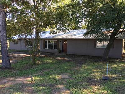 Bastrop Single Family Home For Sale: 179 Indian Oak Dr