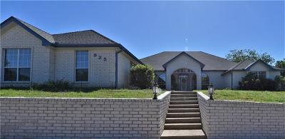 Harker Heights TX Single Family Home For Sale: $334,900