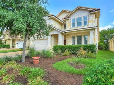 Austin Single Family Home For Sale: 14324 Broadwinged Hawk Dr