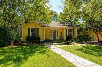 Single Family Home For Sale: 2201 Sharon Ln