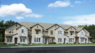Austin Condo/Townhouse For Sale: 13800 Lyndhurst St #143