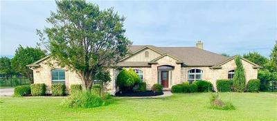 Liberty Hill Single Family Home For Sale: 212 Bronco Blvd
