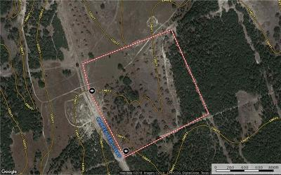 Bell County, Burnet County, Coryell County, Lampasas County, Llano County, McLennan County, Mills County, San Saba County, Williamson County Farm For Sale: Tract 25 Carpenters Loop