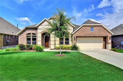Travis County Single Family Home For Sale: 8608 Whispering Trl