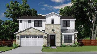 Cedar Park TX Single Family Home For Sale: $513,900