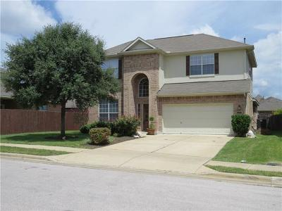 Hays County, Travis County, Williamson County Single Family Home For Sale: 120 Morning Primrose Ct