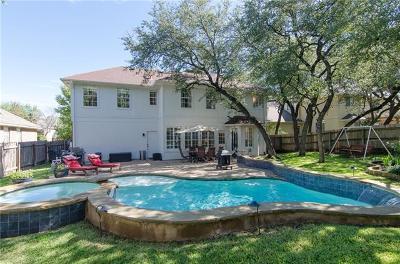 Cedar Park Single Family Home For Sale: 1709 Coral Dr