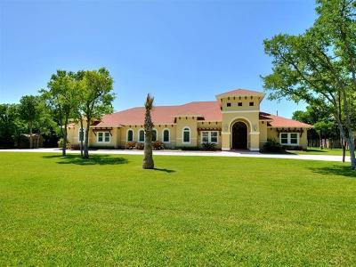 Bastrop Single Family Home For Sale: 186 Pioneer Psge