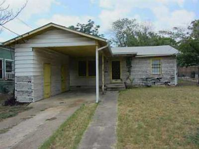 Austin TX Single Family Home Sold: $65,000