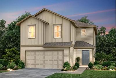 Pflugerville, Round Rock Single Family Home For Sale: 2601 Chandler Creek Blvd #7