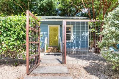 Austin Single Family Home For Sale: 44 Lynn St