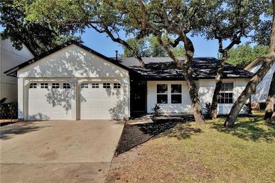 Cedar Park Single Family Home For Sale: 705 Russet Valley Dr