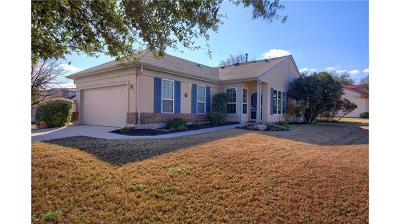 Georgetown Single Family Home Pending - Taking Backups: 200 Ranier Ln