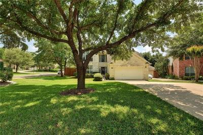 Austin Single Family Home For Sale: 5801 Tinita Ct