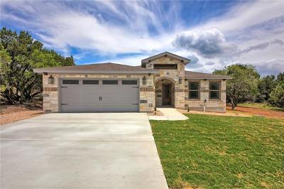 Lago Vista Single Family Home For Sale: 3003 Newton Dr