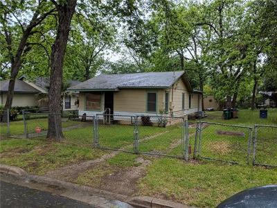 Austin Single Family Home For Sale: 3018 Garwood St