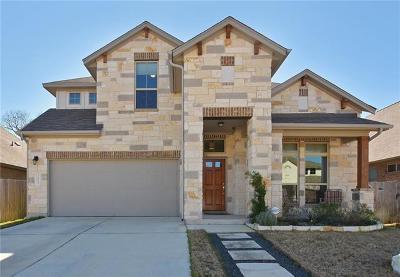 Manchaca Single Family Home For Sale: 2005 Garretts Way