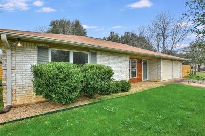 Austin Single Family Home Pending - Taking Backups: 1411 Salem Meadow Cir