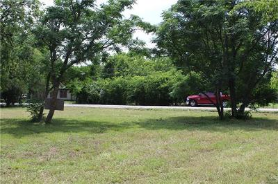 Williamson County Residential Lots & Land For Sale: 204 S Brushy St