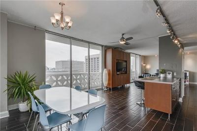Condo/Townhouse For Sale: 1801 Lavaca St #5D
