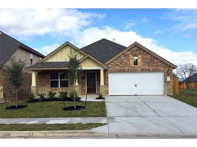 Buda Single Family Home For Sale: 178 White Oak Dr