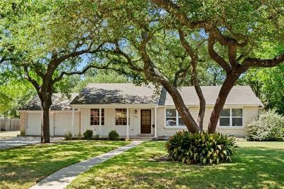 Lockhart Single Family Home For Sale: 1107 W Live Oak St