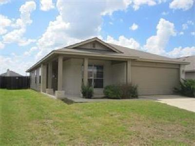 Hutto Single Family Home Pending: 328 Altamont St
