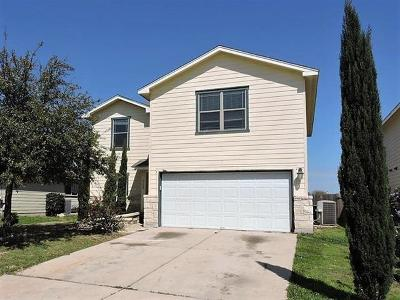 Hutto Single Family Home For Sale: 522 W Metcalfe St