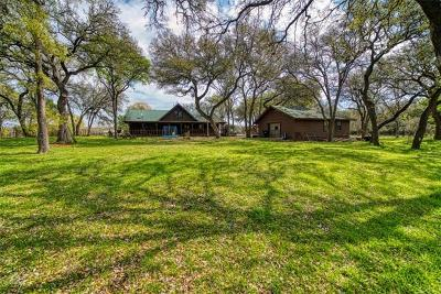 Wimberley Single Family Home For Sale: 103 Mesquite Trl