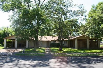 Austin Multi Family Home For Sale: 8431 Jamestown Dr