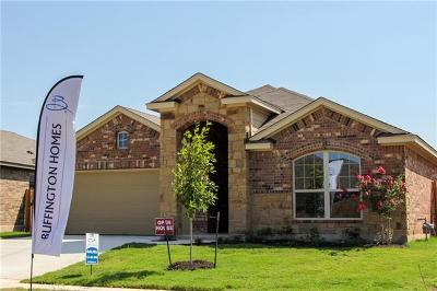 San Marcos Single Family Home For Sale: 109 Sawtooth Dr