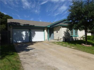 Travis County Single Family Home For Sale: 1800 Krizan Ave