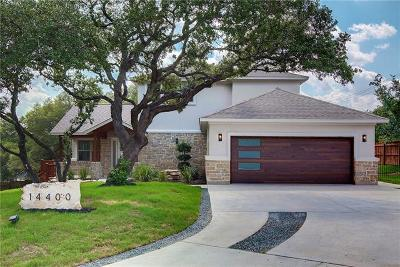 Austin Single Family Home For Sale: 14400 Tuscola Cir