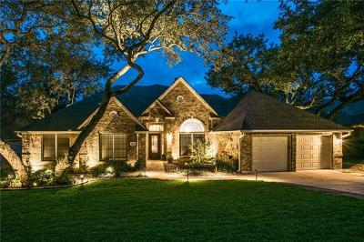 Single Family Home Active Contingent: 9708 Indigo Brush Dr