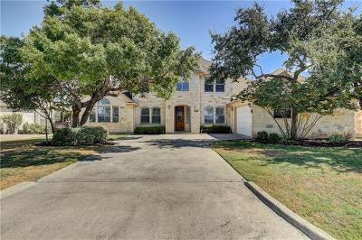 Leander Single Family Home For Sale: 2108 First Vw