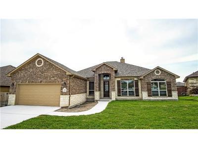 New Braunfels Single Family Home For Sale: 2250 Sun Rim Way